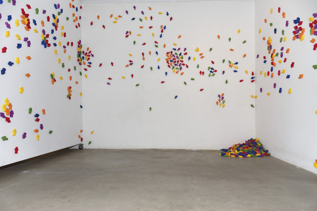 Vienna Del Rosario Parreno, 2012, Everythingism, installation, overview size varibale, PRINT