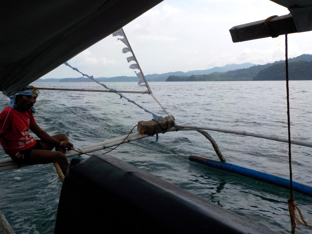 On the way to Sabang Island
