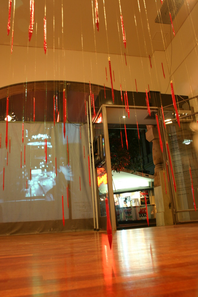 Fears. Installation, 2008. Gallery 4a - Centre for Cotemporary Asian Art, Australia