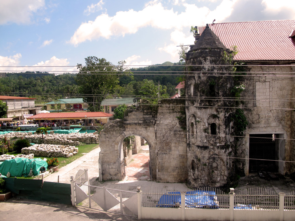 Broken Churches of Bohol