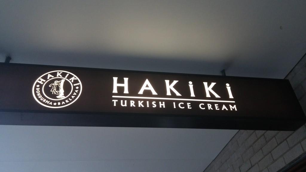 Hakiki Ice Creamery, Newtown