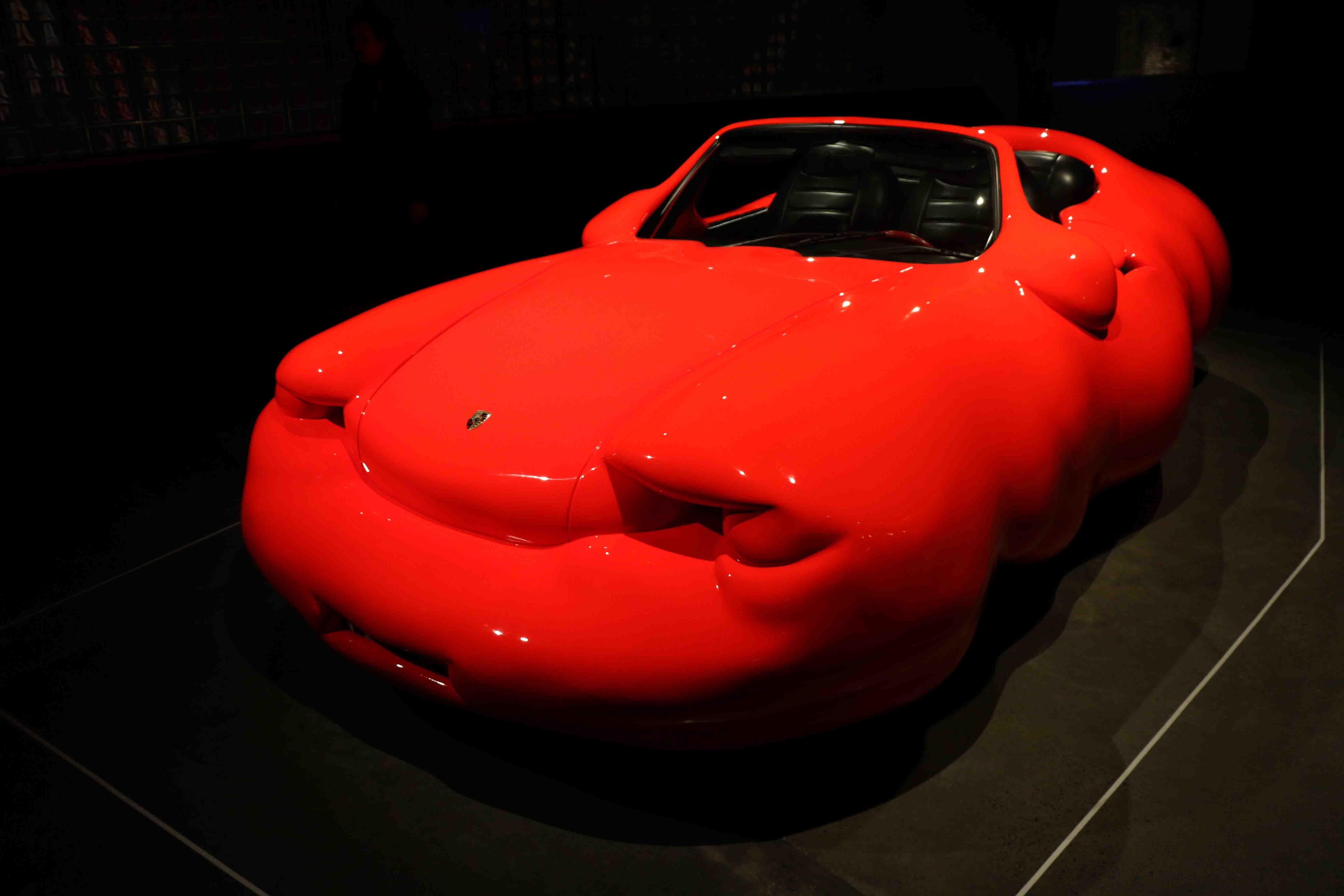 Fat Car by Erwin Wrm