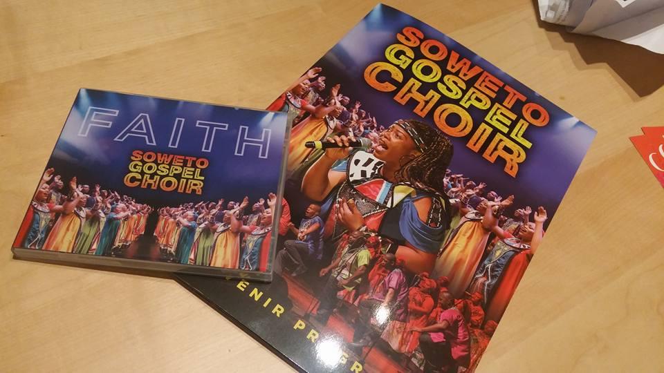 Sowerto Gospel Chpir. Perth Concert Hall