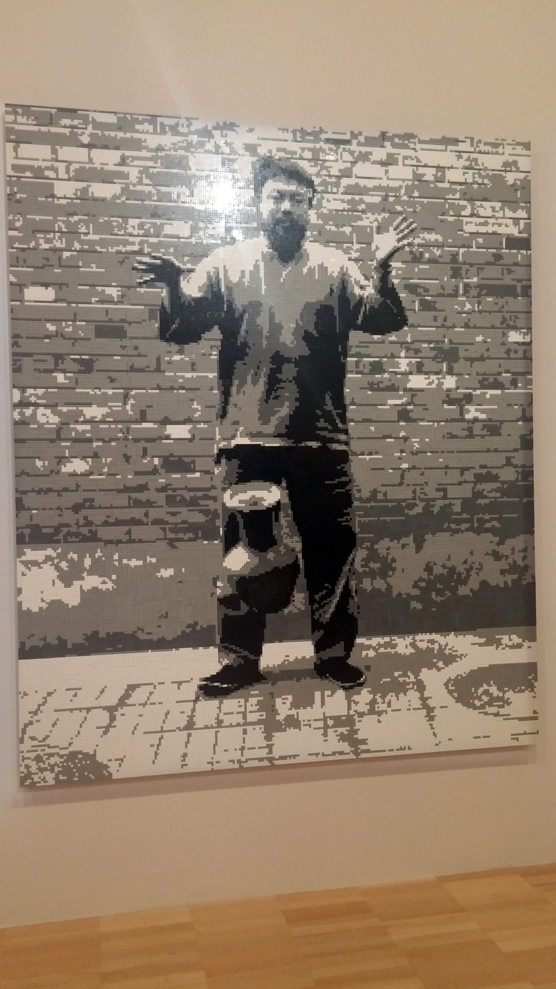 ANDY WARHOL & AI WEIWEI. National Gallery of Victoria